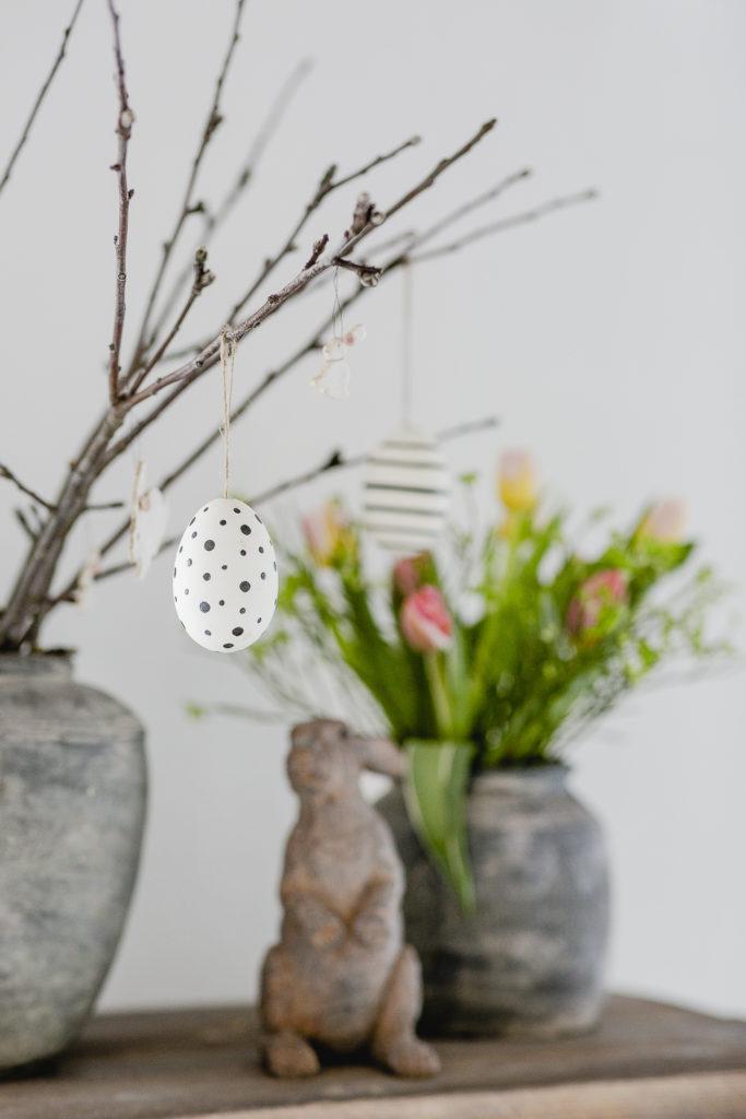 Natürliche Dekoideen Zu Frühling Und Ostern Pomponetti