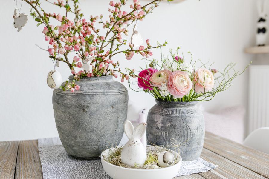 Oster DIY und Ranunkeln für den Frühling, Pomponetti