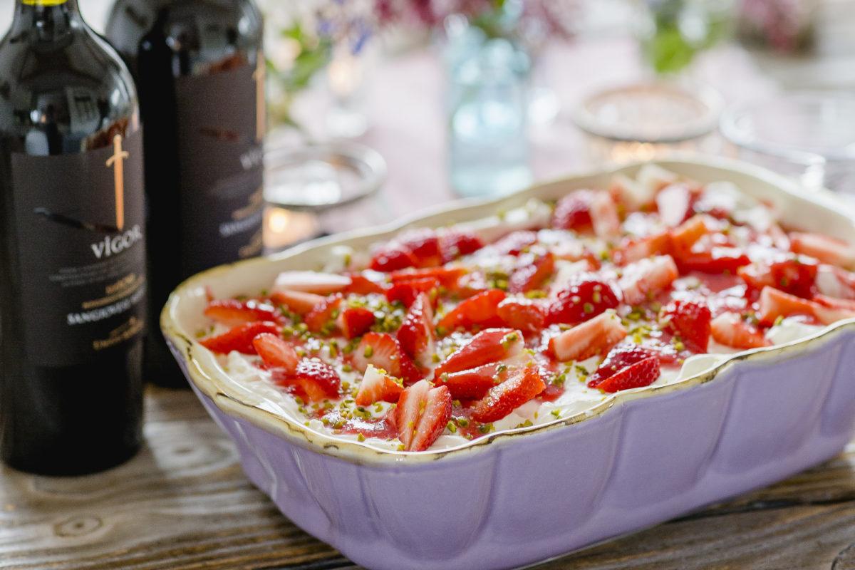 Erdbeertiramisu... mein bestes Rezept, Pomponetti