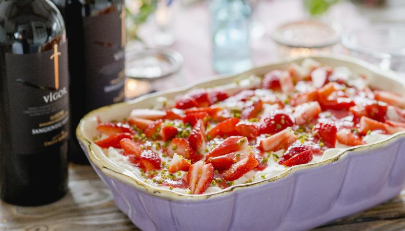 Erdbeertiramisu… mein bestes Rezept