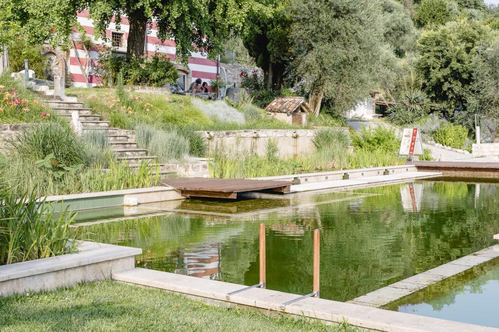 Villa Bissiniga, Agriturismo, Pomponetti