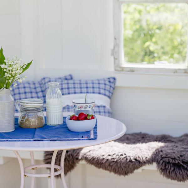 Gartenlaube DIY