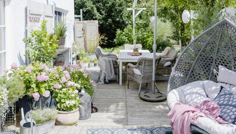Spätsommer Impressionen oder mein Garten Ende August