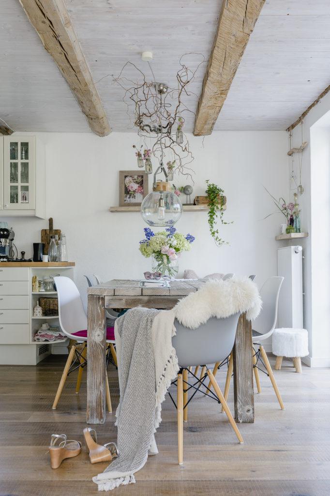 Esszimmer, Interiorimpressionen, Pomponetti