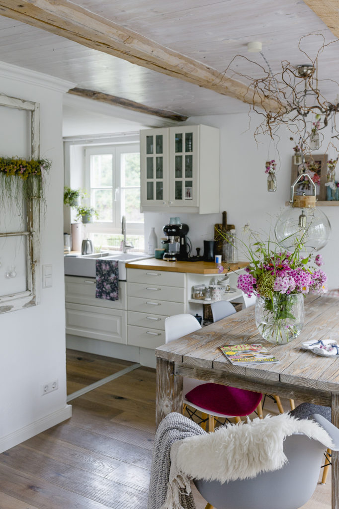 Inspiration Esszimmer und Landhausküche