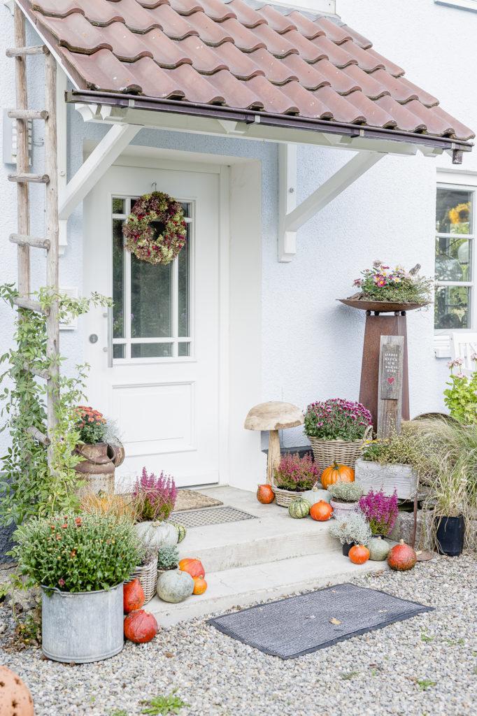 Herbstlicher Garten, Pomponetti