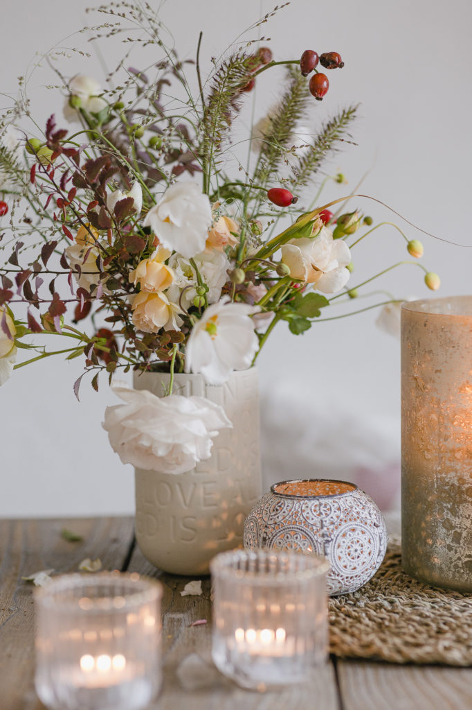 Herbstzeit- Kerzenzeit, Pomponetti