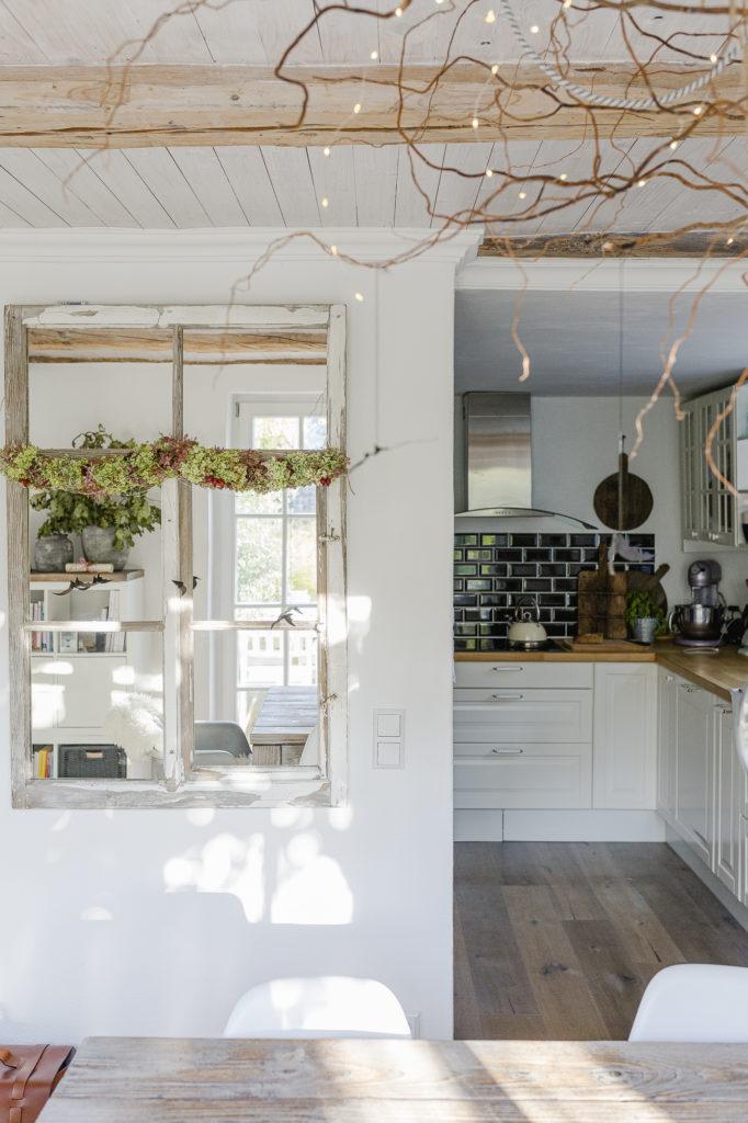 Interior Esszimmer/ Küche, Pomponetti