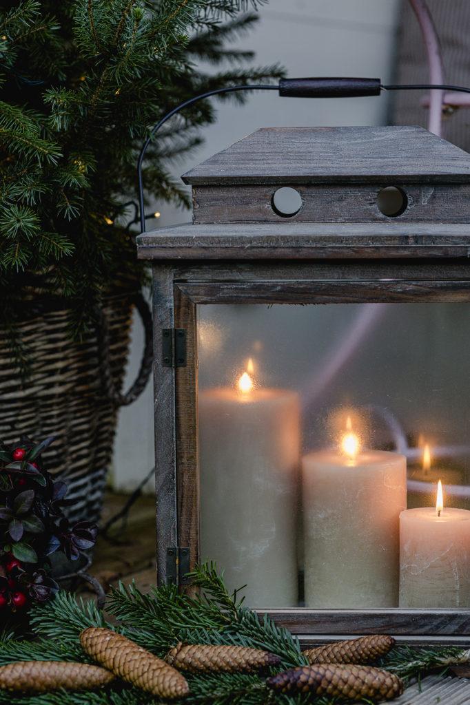 Weihnachtsdeko, Pomponetti