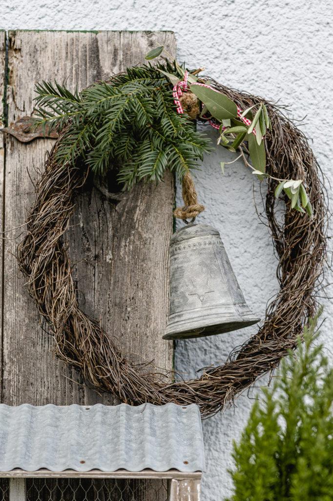 Weihnachtsdeko Garten, Pomponetti