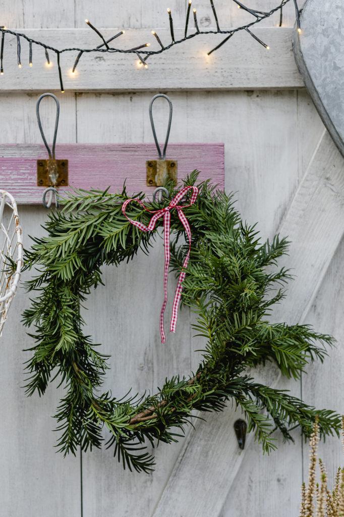 Weihnachtsdeko selbst gemacht, Pomponetti