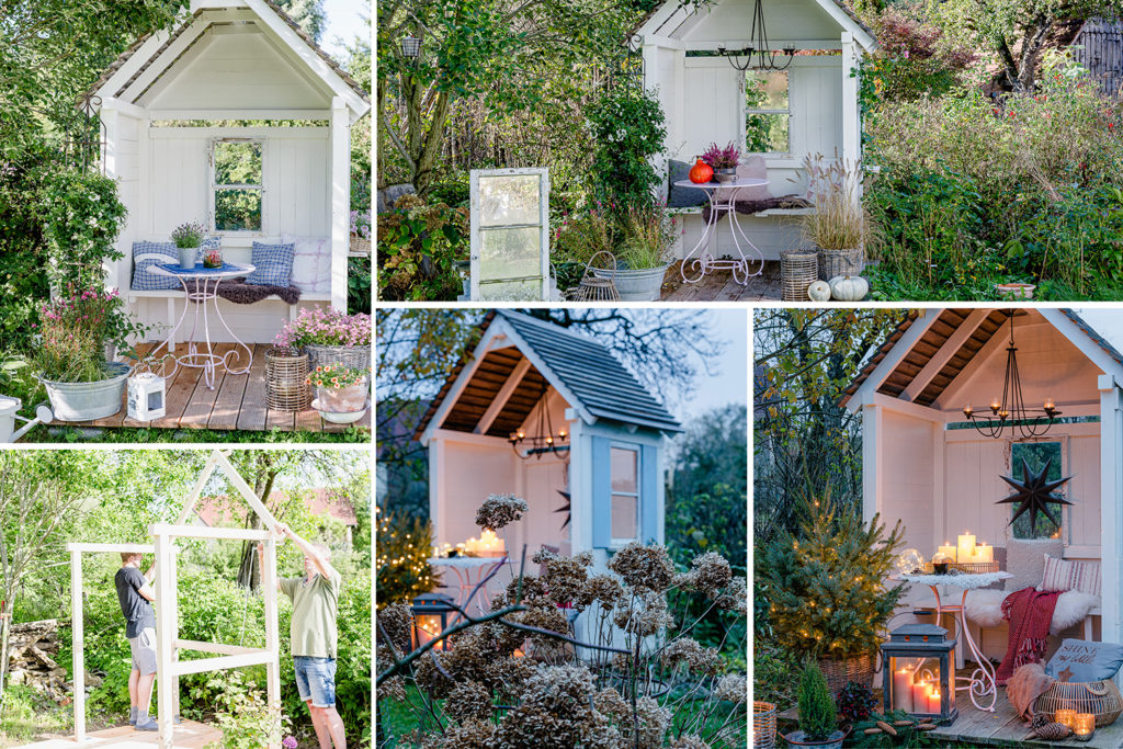 Jahresrückblick 2019, Pomponetti, Gartenlaube