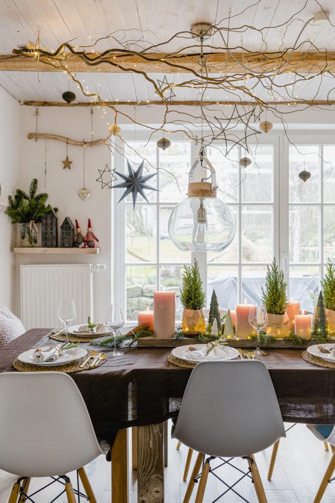 Weihnachten 2019, Heilig Abend, Pomponetti
