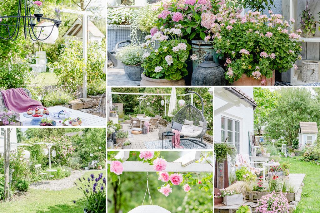 Jahresrückblick 2019, Pomponetti, Garten Sommer