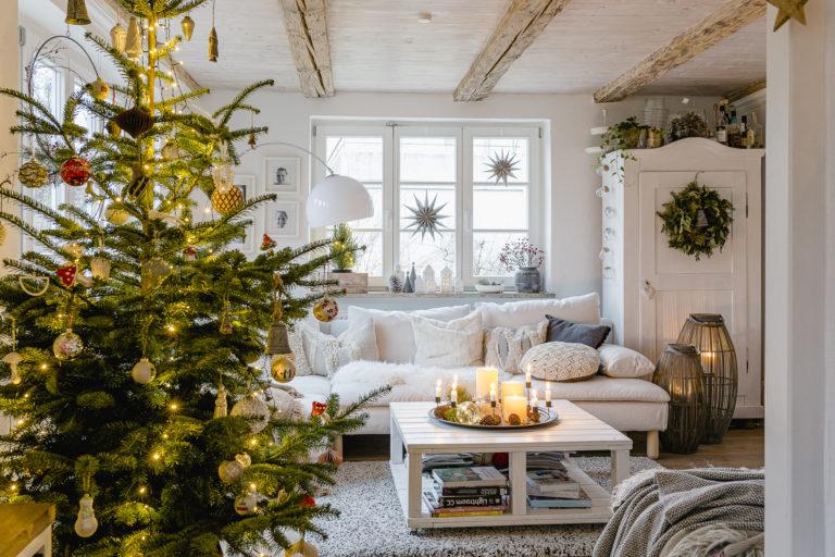 Weihnachtsbaum, Interior, Pomponetti