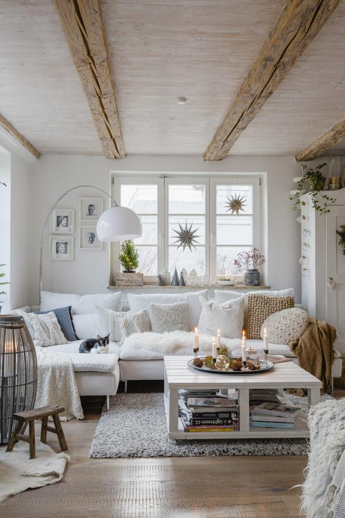 Söderhamn, neues Sofa, Pomponetti