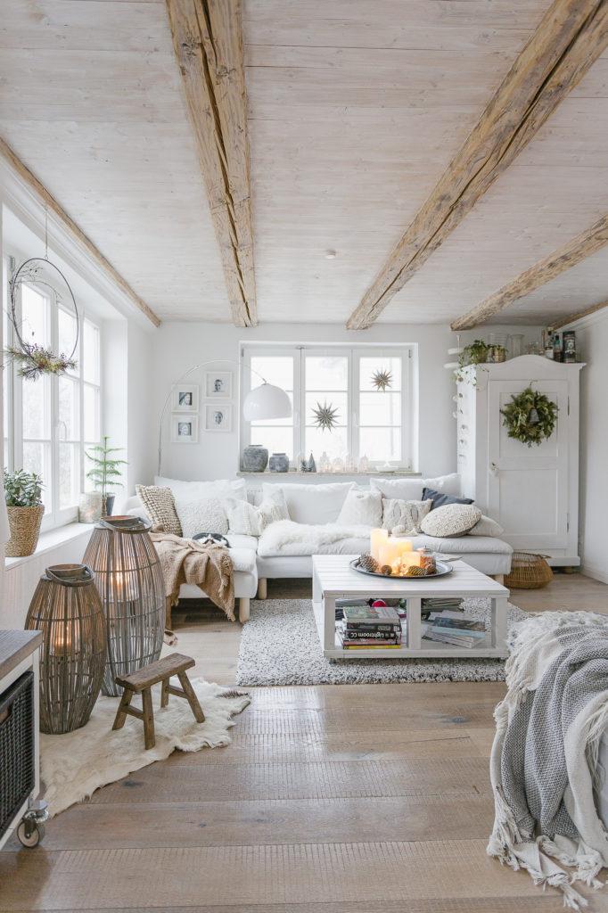 Interior im Winter