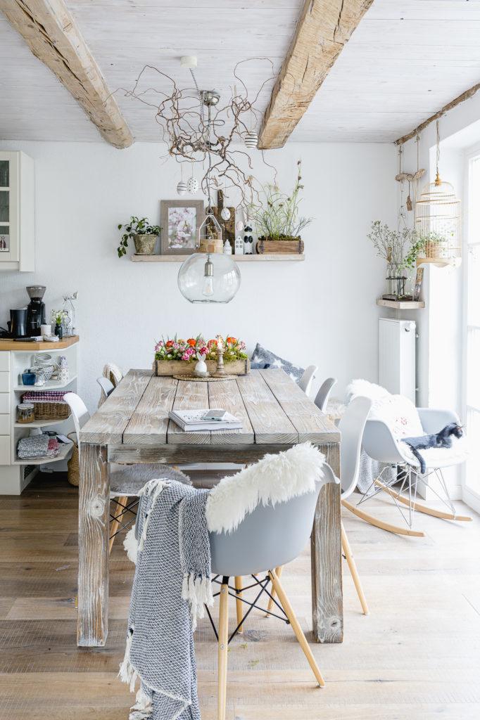 Interiorinspiration Esszimer, Pomponetti
