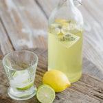 Zitronensirup für Limonade selbstgemacht, Pomponetti