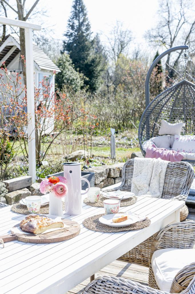 Gartenglück während Corona, Pomponetti