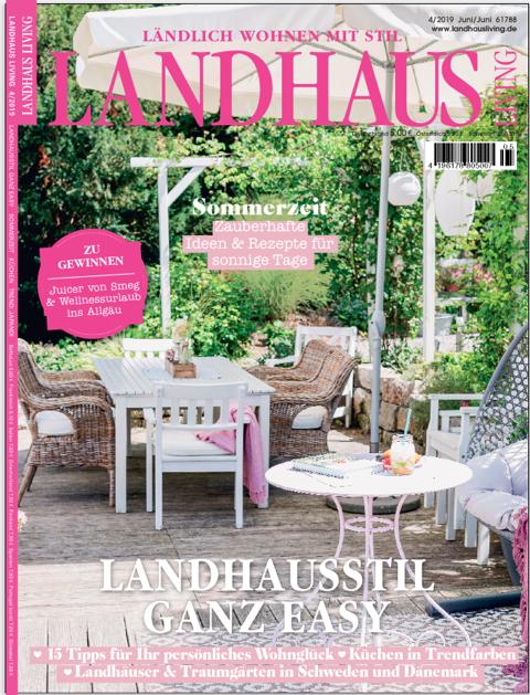 Landhaus Living Titelbild
