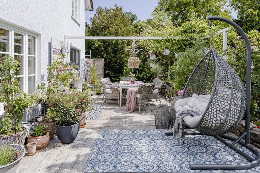 Terrasse Pomponettigarten