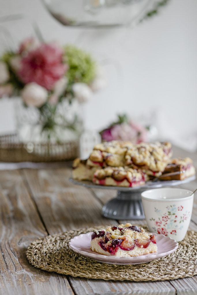 Zwetschgenkuchen, Pomponetti