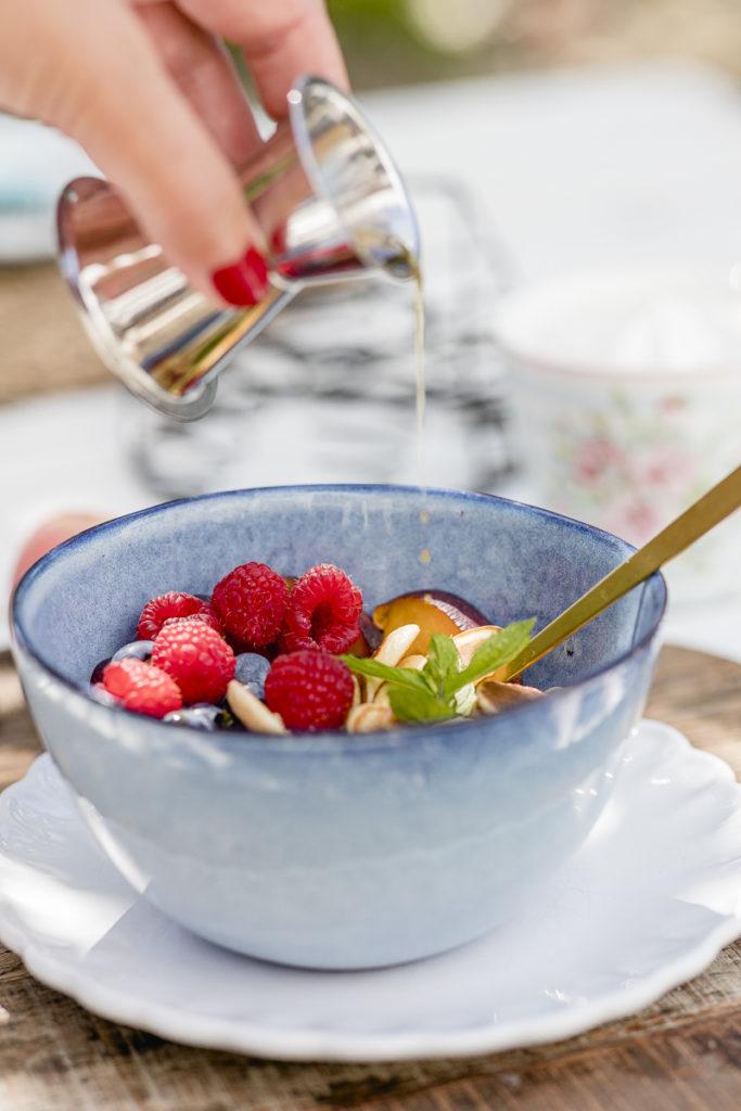Mini Pancake Cereals, Frühstücksglück , Pomponetti