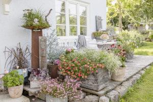 Der geheime Garten, Verlängerung des Sommers, Pomponetti
