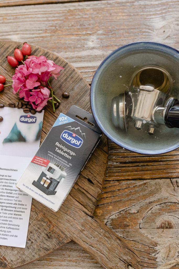 Kaffeegenuss ohne Kompromisse, Reinigung, Pomponetti