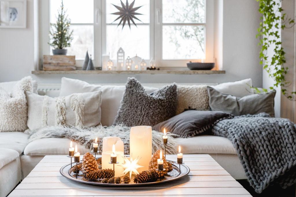 Winterdekoration, Pomponetti