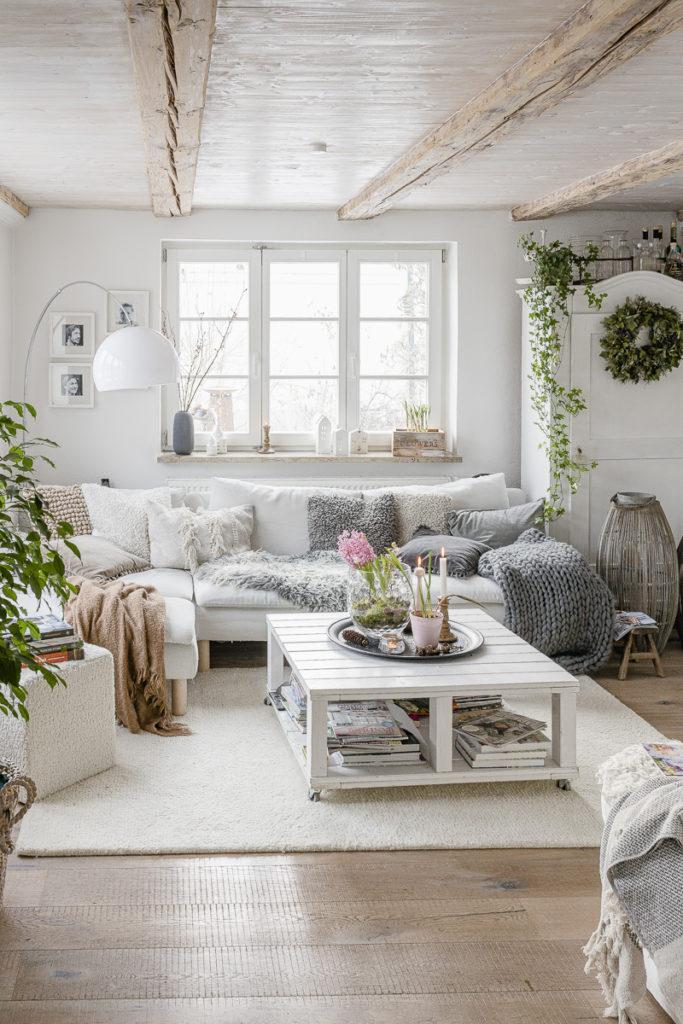 Interior im Januar, Pomponetti