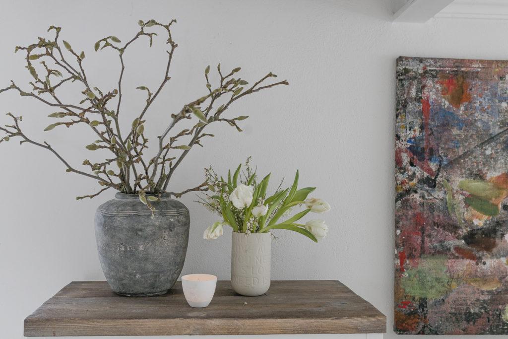 Frühlingsfarben gegen den Coronafrust, Pomponetti