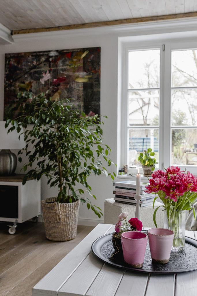 Interior, Frühling, Pomponetti