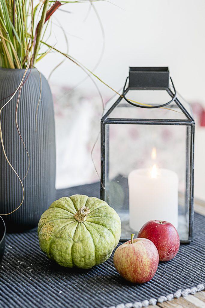 Autumn decoration, Pomponetti
