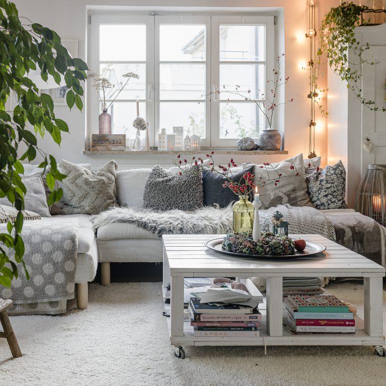 Herbstzeit oder letzter Blick auf das Sofa, Pomponetti